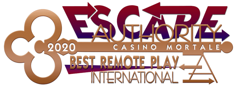 Award Online escape room - escape rooms online