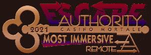 escape room online 2021 award - sky high escape room - Casino Mortale