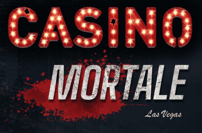 Casino Mortale Logo Sky High escape rooms almere