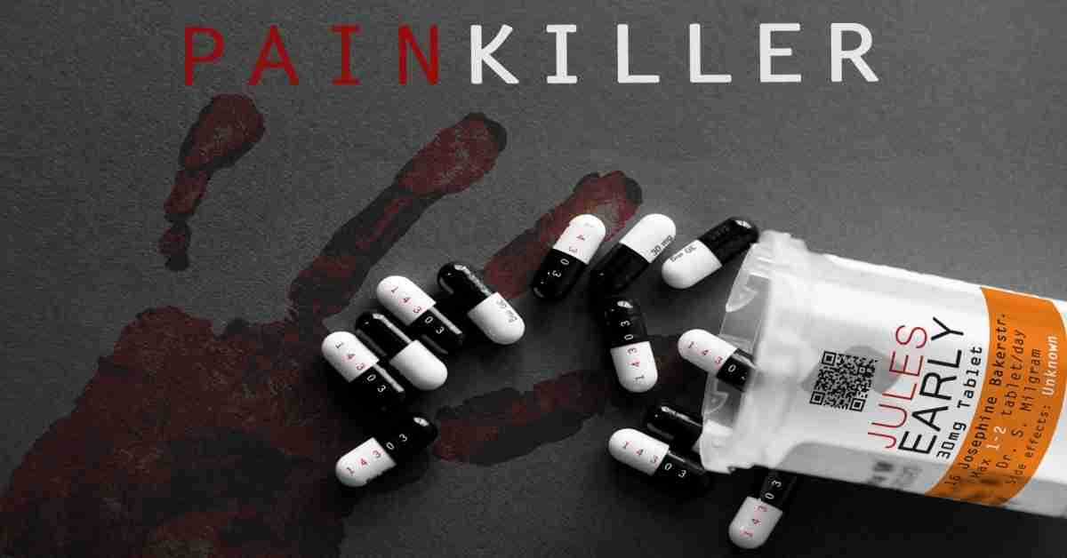 PainKiller logo Sky High escape room Almere